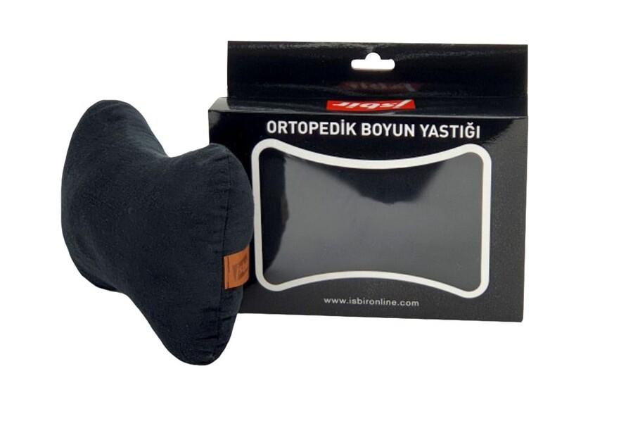 İŞBİR - Araç Boyun Yastığı Siyah