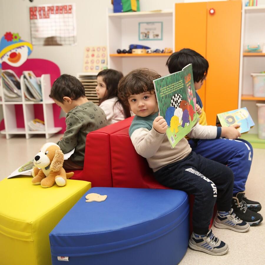 Çocuk Oturma Grubu 6 Parça