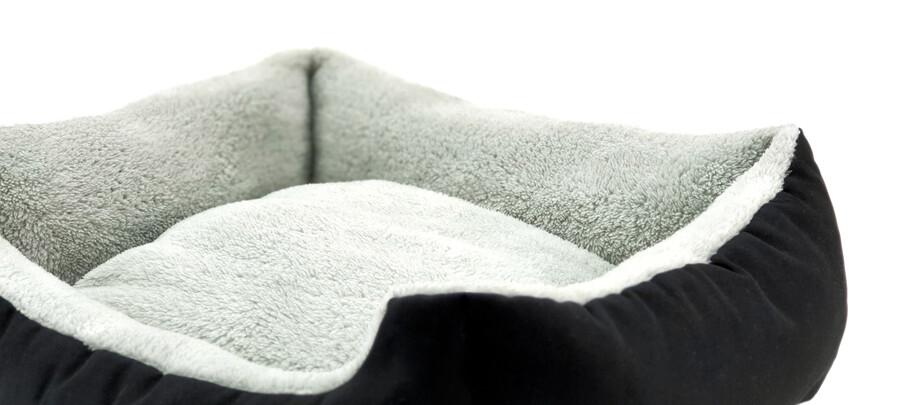 Pars Evcil Hayvan Yatağı Siyah L