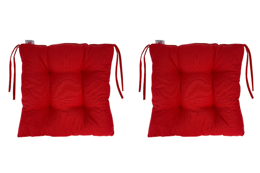 İŞBİR - Puf Sandalye Minderi 2 ' li Paket