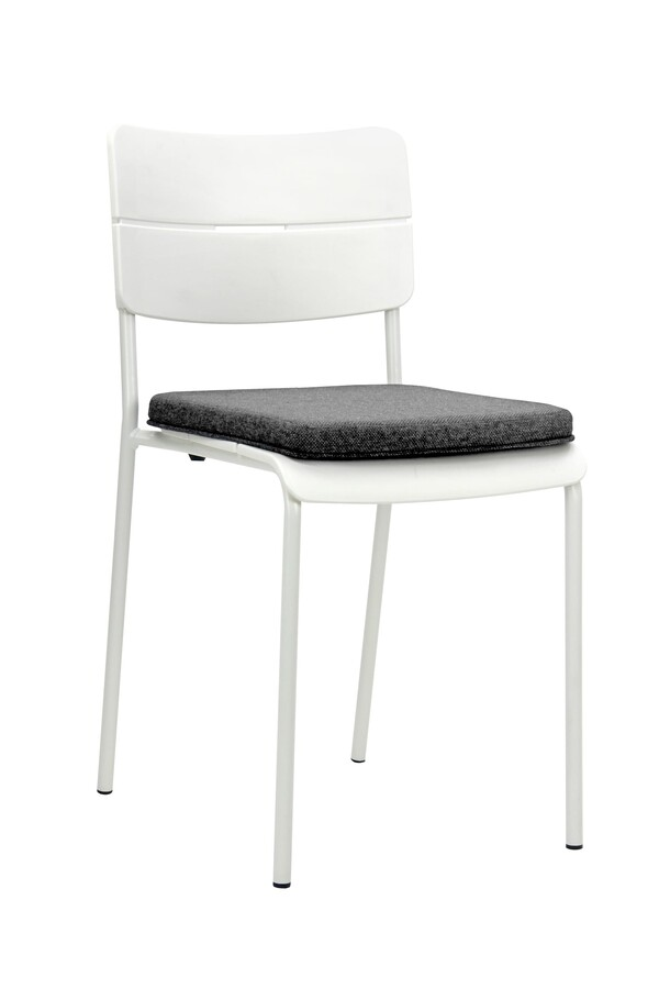 Sandalye Minderi Kaymaz Tabanlı-Antrasit