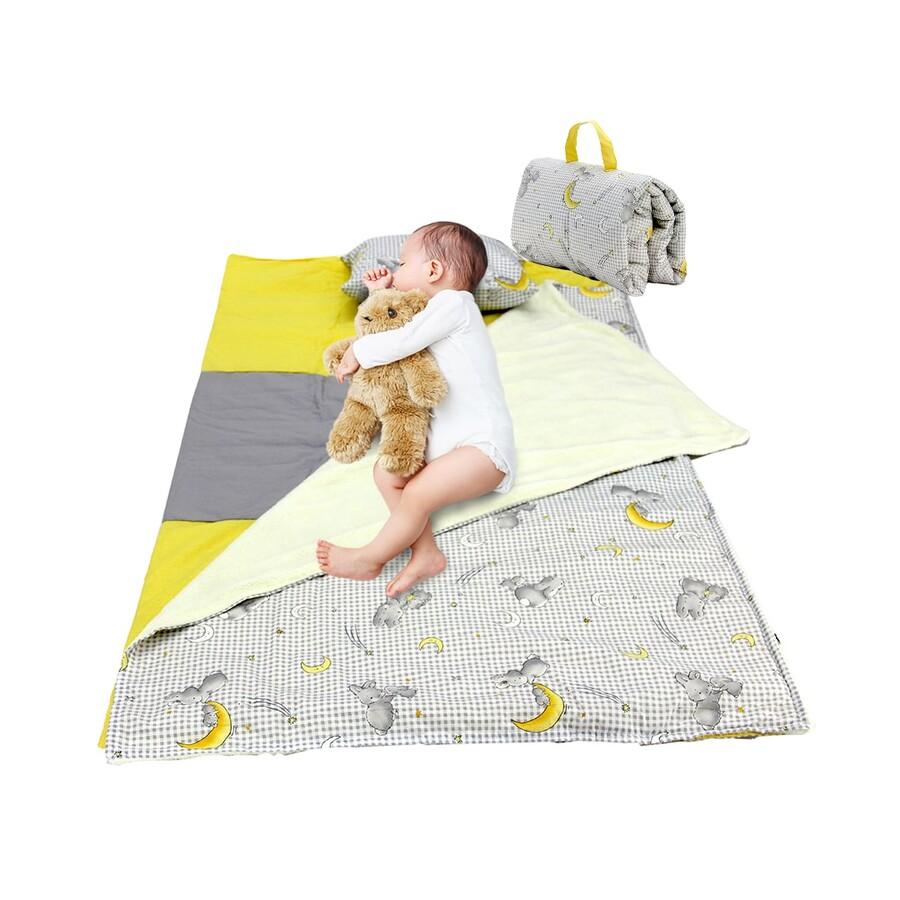 Taşınabilir Bebek Uyku Matı